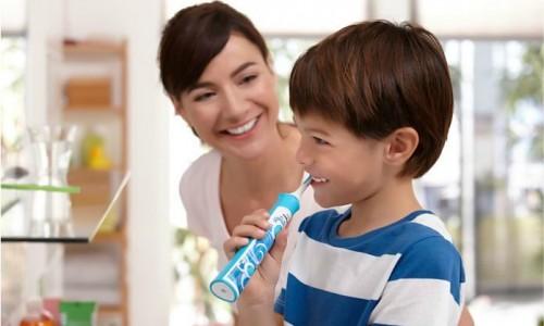 Детска звукочестотна четка за зъби Phillips Sonicare