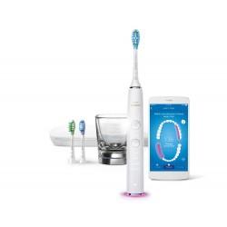 DiamondClean Smart Philips Sonicare - Звукочестотна четка за зъби  - бяла